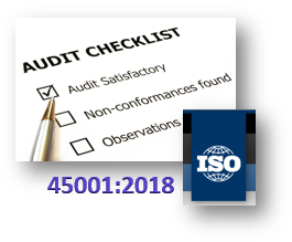 audit-checklist-45001-2018